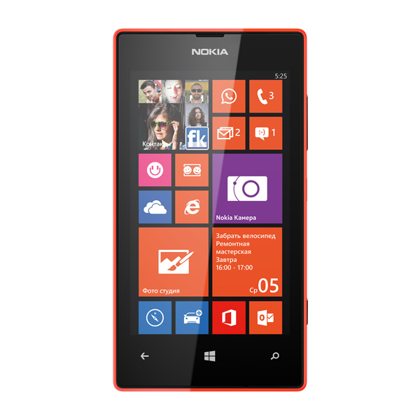 Смартфон Nokia Lumia 525 Orange
